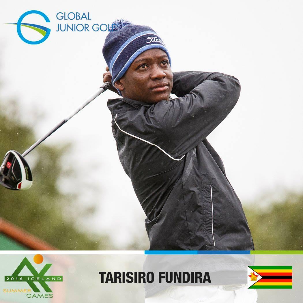 Tarisiro Fundira Golf