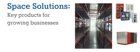 Space Solutions: Key products for growing businesses