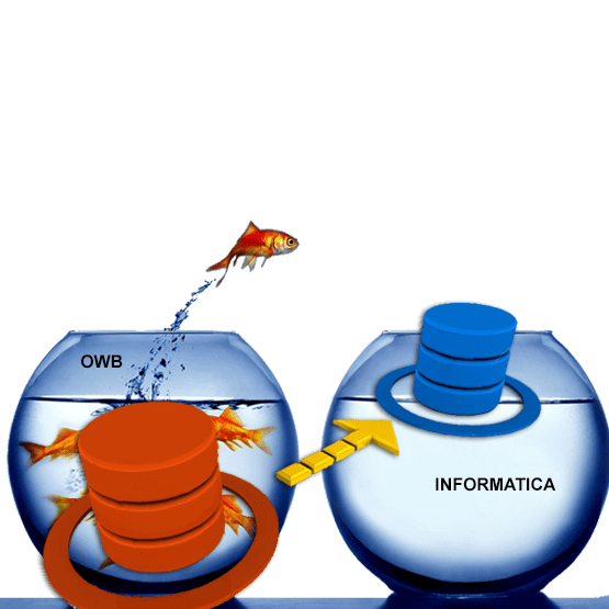 Migration of OWB to Informatica