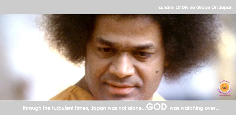 Tsunami Of Divine Grace On Japan…
