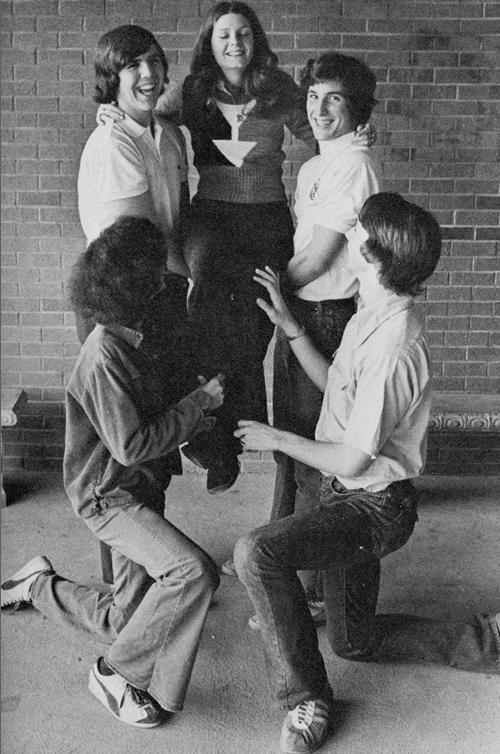 Smithfield-Selma Senior High School, Class of 1974