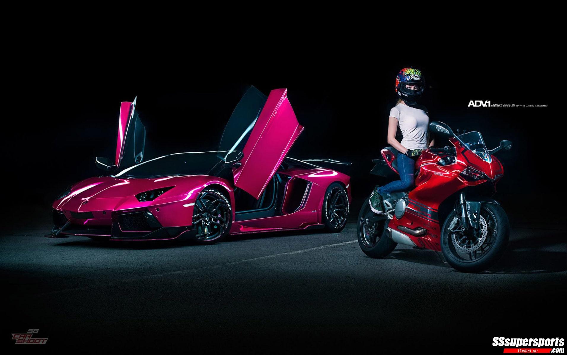 Lp700 4 New Aventador Lamborghini