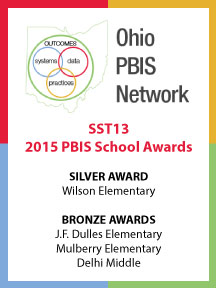 Ohio PBIS Winners