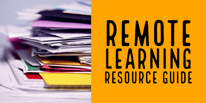 Remote Learning Resource Guide