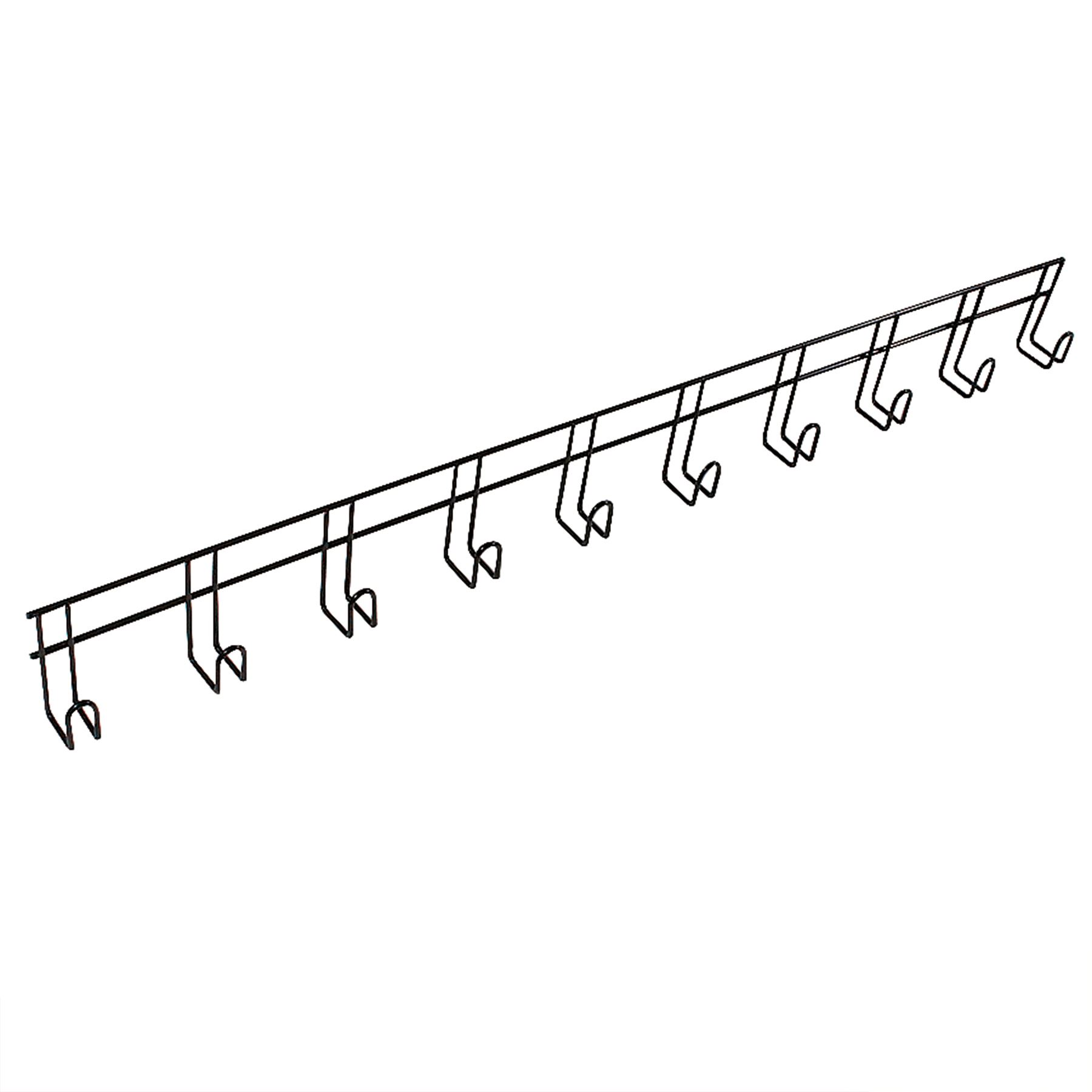 Easy Up 10 Hook Tack Rack In Tack Bridle Racks And