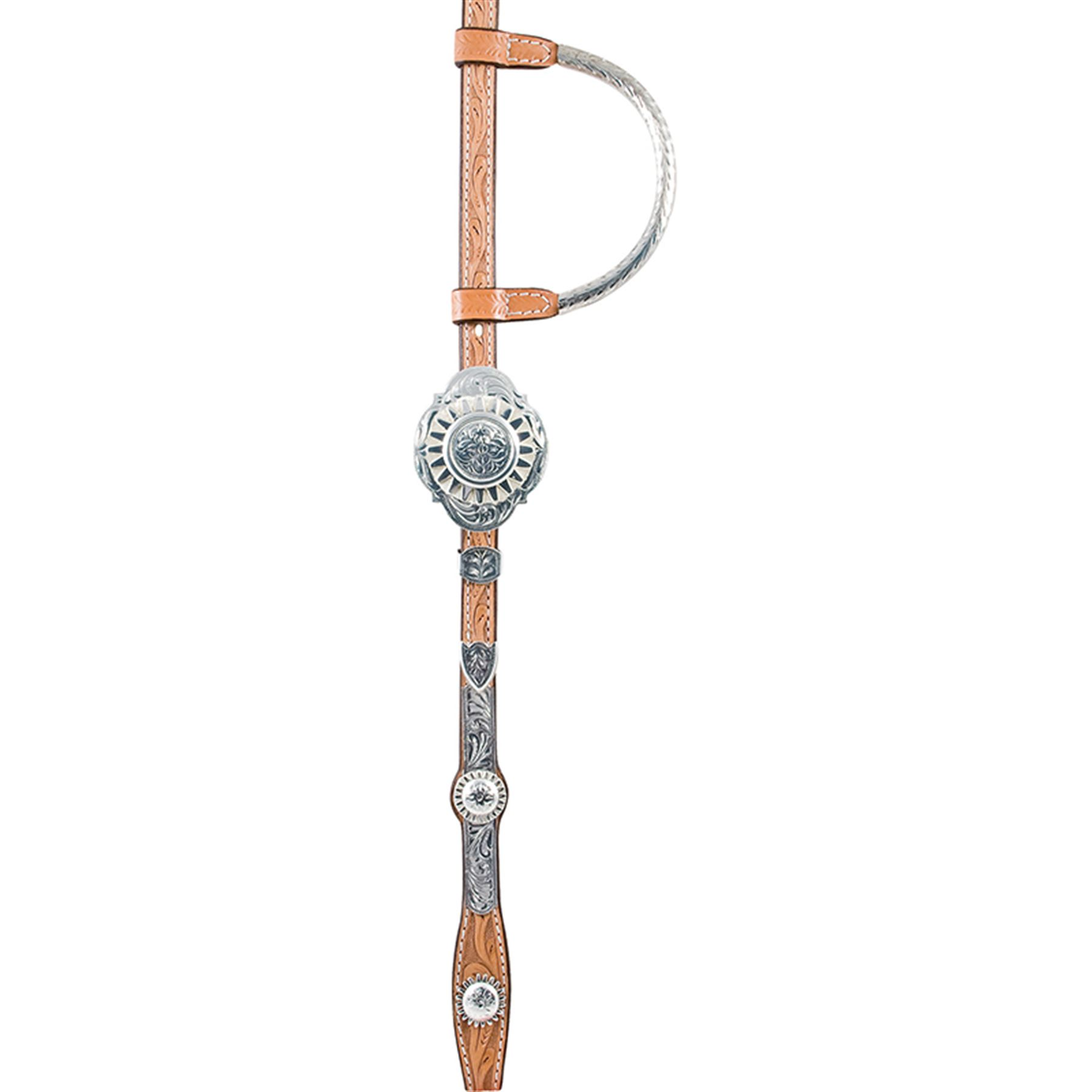 Billy Royal Rowel Ferrule Two Ear Headstall In Western At