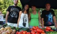 Стрешер фест 2017 г- Фермери излагат продукция си в Горно Озирово