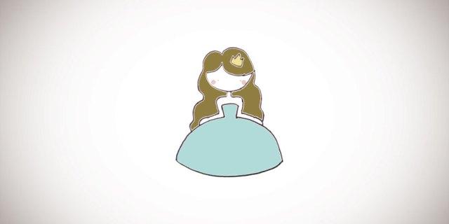 ilustración cuca milk princesa