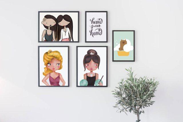 ilustracionesilustres ejemplos ilustresciones