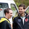 Eric Frenzel und Björn Kircheisen