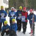 10 Top-Ten Platzierungen in Gebirge