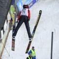 Jakob Fischer springt 2x 25 m