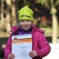 Maxine gewinnt Bambini-Lauf