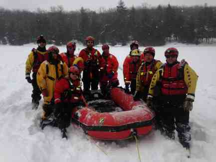 2014 MCFRS RRATS Training (Deep Creek Lake)