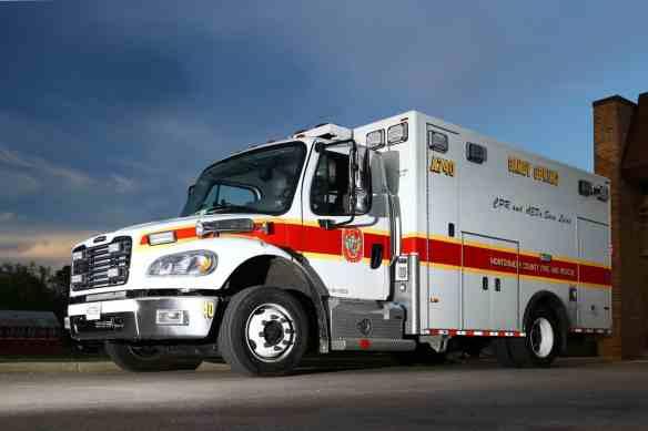 Ambulance 740