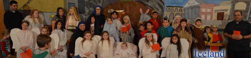 children IVE SSVM Iceland