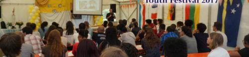 Jornadas internacionales de jóvenes, en el corazón de Europa!