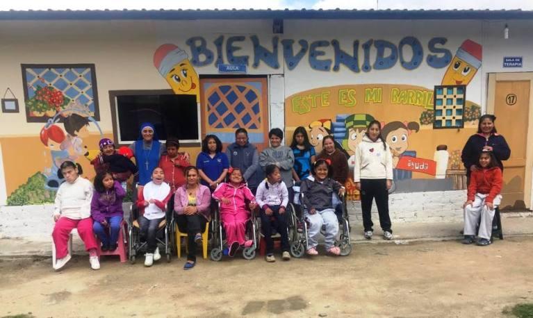 Ecuador hogar