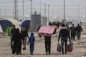 إستعداد حذر لموجة نزوح في العراق مع تجدد معارك الموصل