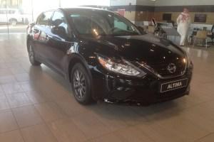 أسعار ومواصفات سيارة نيسان ألتيما 2017 – 2017 ALTIMA