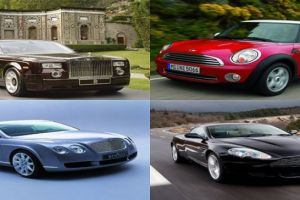 مبيعات السيارات البريطانية تتجاوز 2.5 مليون وحدة