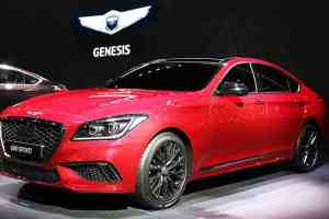 أسعار ومواصفات سيارة جينيسيس 2017