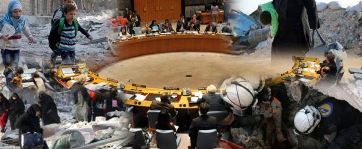 روسيا والصين تجهضان بالفيتو مشروع قرار بمجلس الأمن لهدنة بحلب