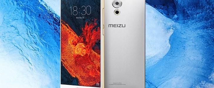 ميزو تطلق هاتفها الذكي Meizu Pro 6 Plus بعد 6 أشهر من Pro 6