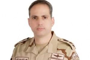 """تعيين العقيد """"تامر الرفاعي"""" متحدثًا عسكريًا للقوات المسلحة المصرية"""