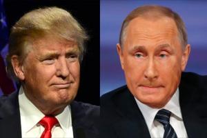الرئيس الروسى فلاديمير بوتين يحذر من إنقلاب على حكم دونالد ترامب
