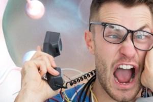 بالأدلة : تأثير الهاتف المحمول على خصوبة الرجل