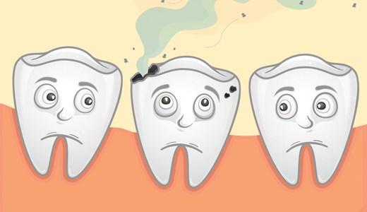 أسباب تسوس الأسنان و وصفات منزلية تساعد فى التخلص منه