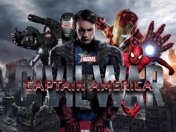 3 Captain America Civil War