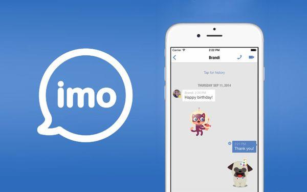 تنزيل برنامج ايمو IMO للمكالمات المجانية للاندرويد