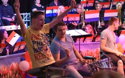 Oergezellig op het Hollands Glorie concert