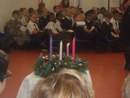 Advent Assembly and Coffee Morning[11]