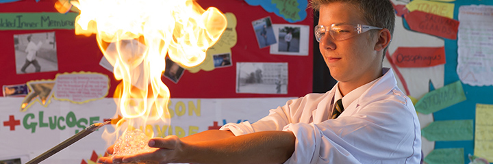 School Specialism in Science