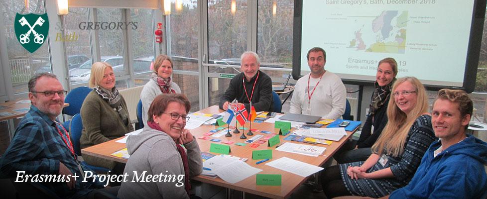 Erasmus-Project-Meeting