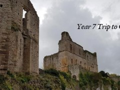 Y7-Trip-to-Chepstow-Castle