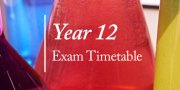 Year-12-Exam-Timetable