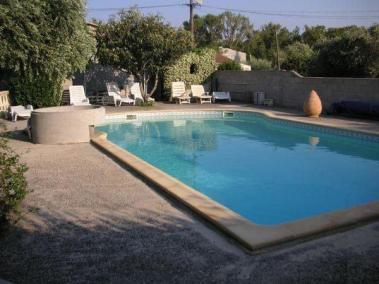 piscine jacques salvagnac gite de saint laurent de la cabrerisse