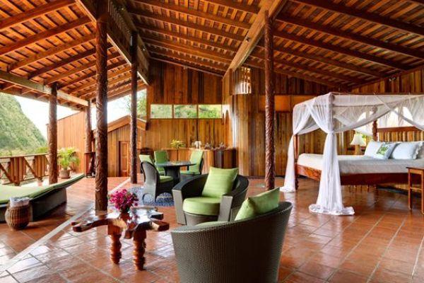 Ladera All inclusive St Lucia resort