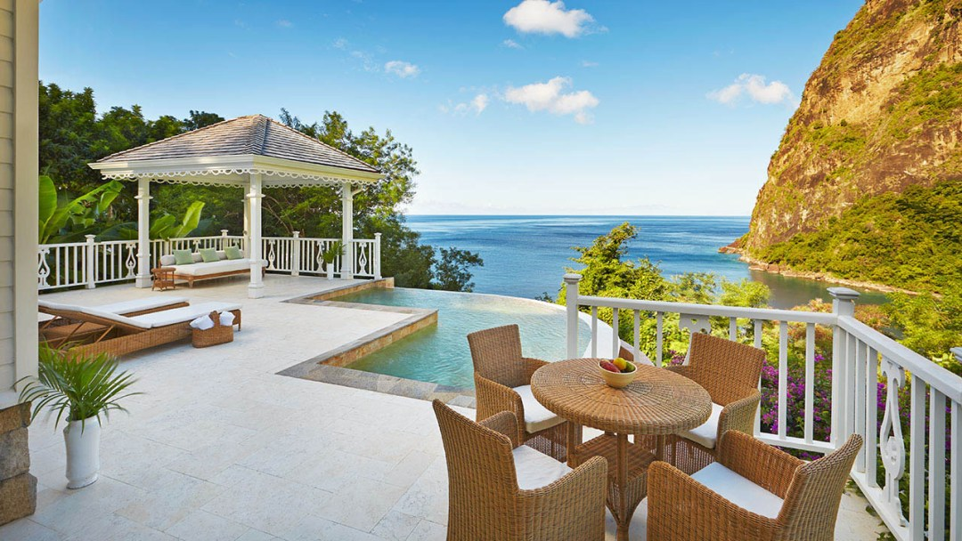 St Lucia Resorts SUGAR BEACH, A VICEROY LUXURY RESORT IN ST. LUCIA