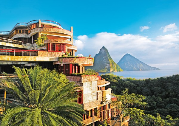 Jade Mountain All inclusive Resort