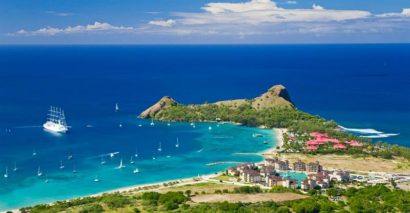 5 Photogenic spots in St Lucia