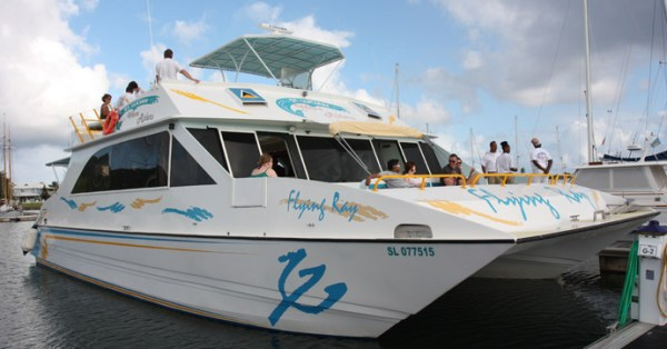 St.Lucia to Martinique day tour