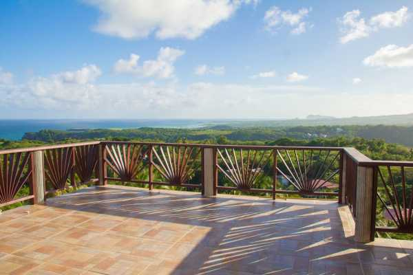 airbnb in St. Lucia