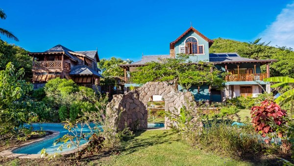 luxurious Villas in St. Lucia