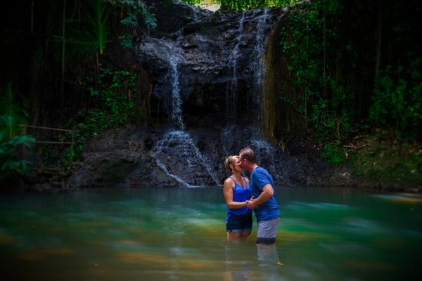 Wedding proposals in St. Lucia