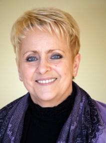 Frau Janina Lapman, Sozialdienstleitung im Seniorenzentrum St. Lukas Wernau